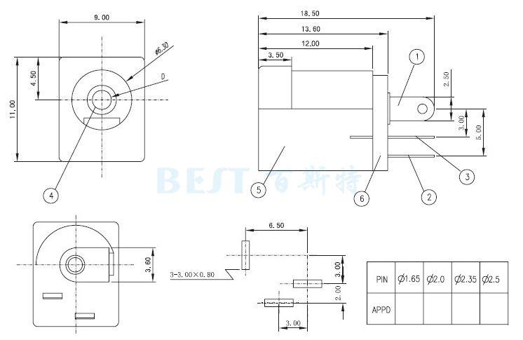 dc80v转12v稳压电路图