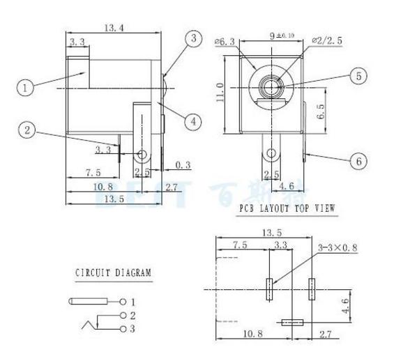 插座在如今的电子元件市场中规格众多,如常用的dc插座规格类型有区分防水插座、普通插座、电脑插座、usb插座等规格分类,而dc插座应用较多在电脑显示器专用电源的插座,其它规格不同的插座其应用也是不一样的,如不是经常接触插座的人员,那么对于dc插座三个引脚怎么用或其它规格的插座一些怎么应用以及如何接线等可能有所不了解,这也是很正常的,那接下来由小编为大家讲解dc插座三个引脚怎么用及操作注意事项。 dc插座结构作用 dc插座它是由绝缘基座、叉型接触弹片、横向插口、纵向插口、定向键槽组成,两只叉型接触弹片定位在基