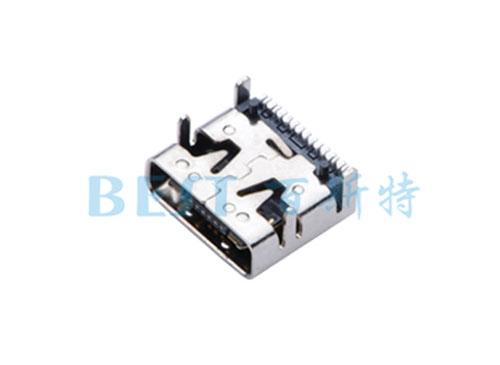 USB插座USB-C-04